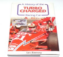 History of the Turbo Charged Racing Car : A (Bamsey 1989)
